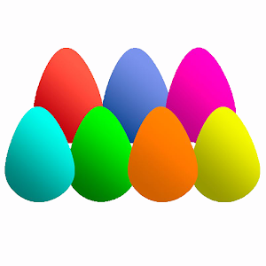 Surprise colorful eggs for PC and MAC