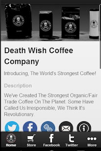Death wish coffee coupon code