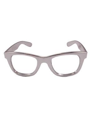 Glasögon, silver