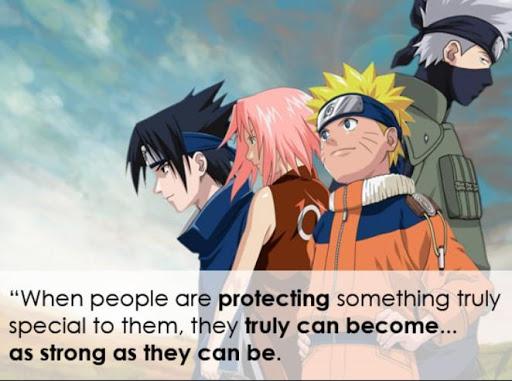 Naruto Quotes Inspirational 1.0.0 screenshots 2