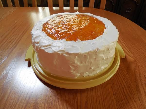 My First Esther's Orange Marmalade Cake