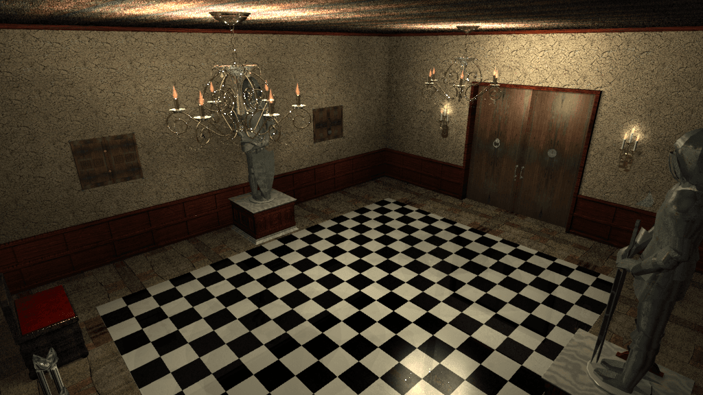 The Knight Room Escape- screenshot
