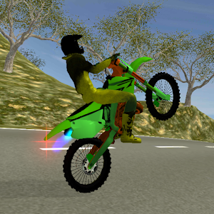 Military Motocross Simulator for PC and MAC