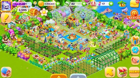 Family Farm Seaside MOD Apk 6.4.100 (Free Purchases) 7