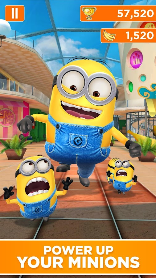 Despicable Me: Minion Rush- screenshot
