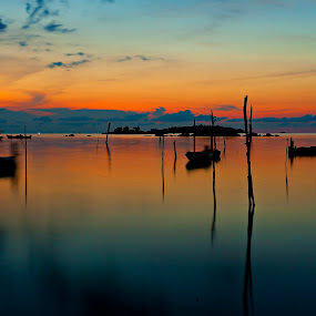 Belitong ~ by Gozs- Spectre - Landscapes Waterscapes