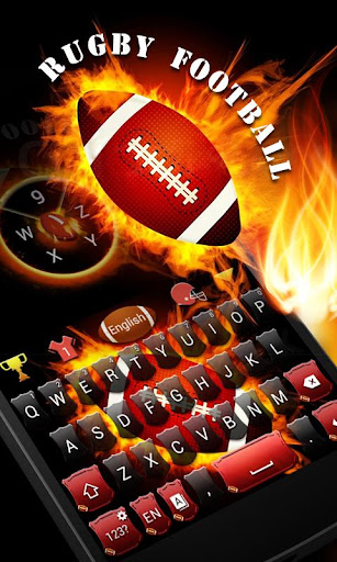 Rugby Football Keyboard Theme