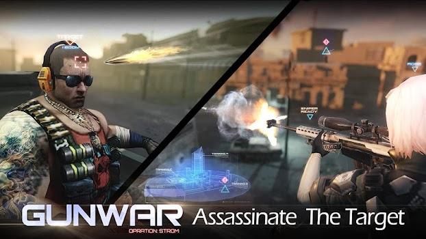 Gun War: SWAT Terrorist Strike