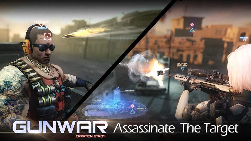Gun War: SWAT Terrorist Strike v2.7.0 [Mod]