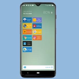 Win UI – The Launcher 1