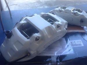 86  GTのブレーキキャリパーのカスタム事例画像 arisu86さんの2018年05月15日00:04の投稿