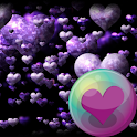 Lovely Purple HD Wallpapers icon