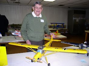 Photo: Caleb and his Storch