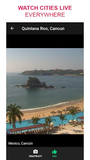 Live Camera Viewer u2605 World Webcam & IP Cam Streams 1.7 screenshots 5