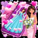 Doll princess live wallpaper icon