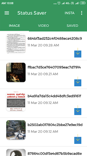 Status Saver 2020 screenshots 2