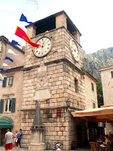 Photo: Kotor - Clock Tower