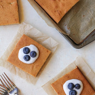 Paleo Vanilla Cake