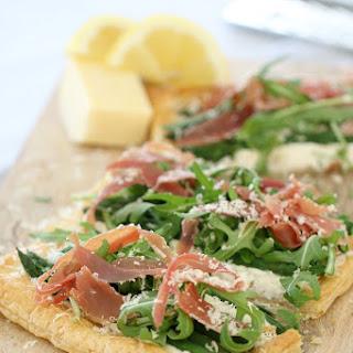 Prosciutto Tart Recipes