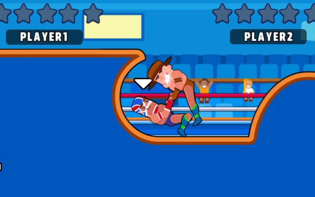 Wrestle Online Game