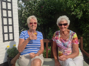 Photo: Pimms on the lawn in Winterton-on-Sea