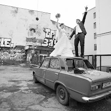 Wedding photographer Oleg Cyb (Pavu4ok). Photo of 17.09.2014