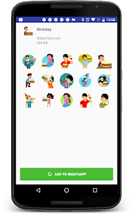 Sticker Packs For Whatsapp v2018 Mod APK 5
