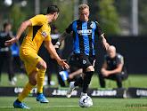 Oefenwedstrijd van Club Brugge live te volgen