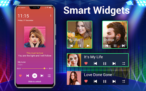 Music - Mp3 Player screenshot 17