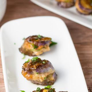 Shrimp Stuffed Eggplant Recipe