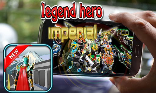 Imperial Legend Hero 1.0 screenshots 1