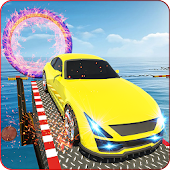 Car Racing Impossible Stunt:Extreme Tracks 3D
