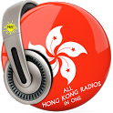 All Hong Kong Radios in One Free icon