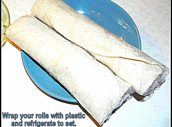 Wrap your rolls individually with plastic wrap and refrigerate overnight.