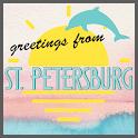 St Petersburg Florida icon