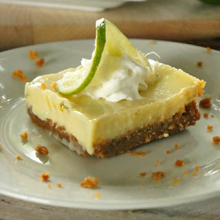 Easy Key Lime Pie Bars Recipe