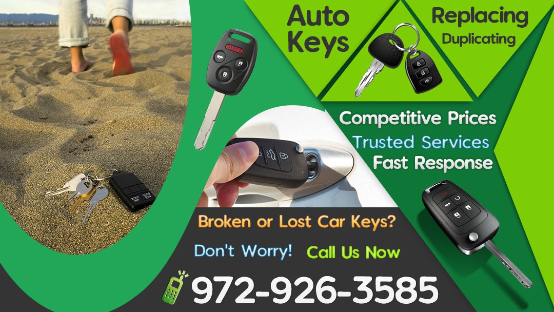 Car Key Replacement Near Me Locksmith In Corinth
