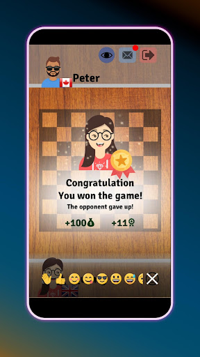 Checkers - Free Online Boardgame apkpoly screenshots 4