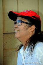 Photo: VITA Board secretary, Irene Hultquist...