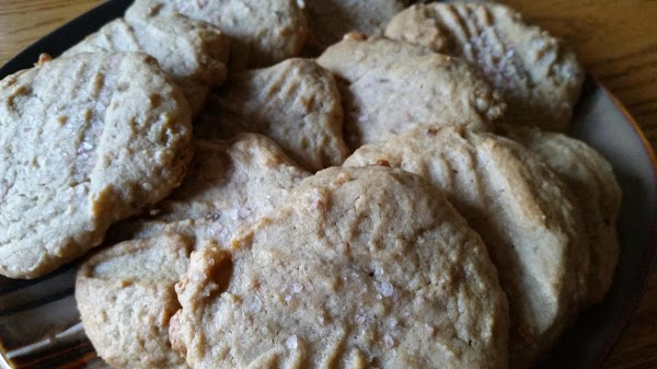Banana, Peanut Butter, Walnut Cookies Recipe
