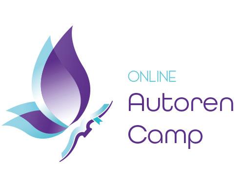Online Autoren Camp Logo Schreibkurs