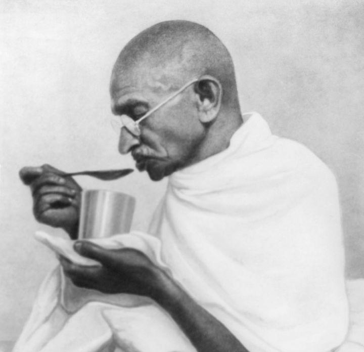 மகாத்மா காந்தியின் உணவு முறைகள்