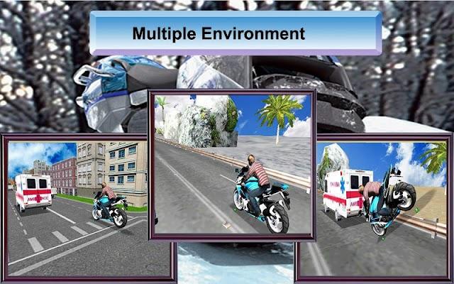 Traffic Racer 3D - screenshot