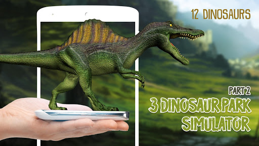 3D Dinosaur park simulator part 2 1.0 screenshots 1