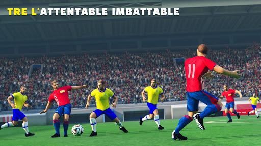 Champion du tournoi de soccer mondial de grève APK MOD – ressources Illimitées (Astuce) screenshots hack proof 2