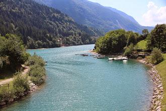 Photo: panorama dal Ponte di Bior