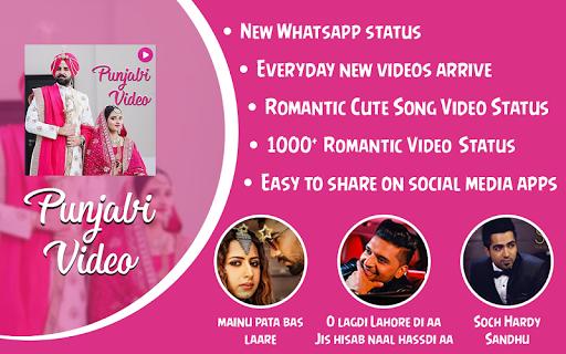 Punjabi Video Status - Punjabi Status screenshots 1