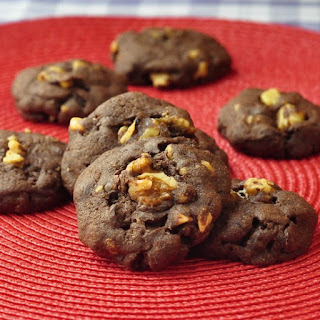 Walnut Brownie Cookies