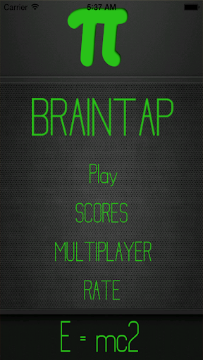 Gehirnjogging mit BrainTap 3.0 screenshots 1