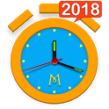 Alarm Clock & Timer & Stopwatch & World Clock icon